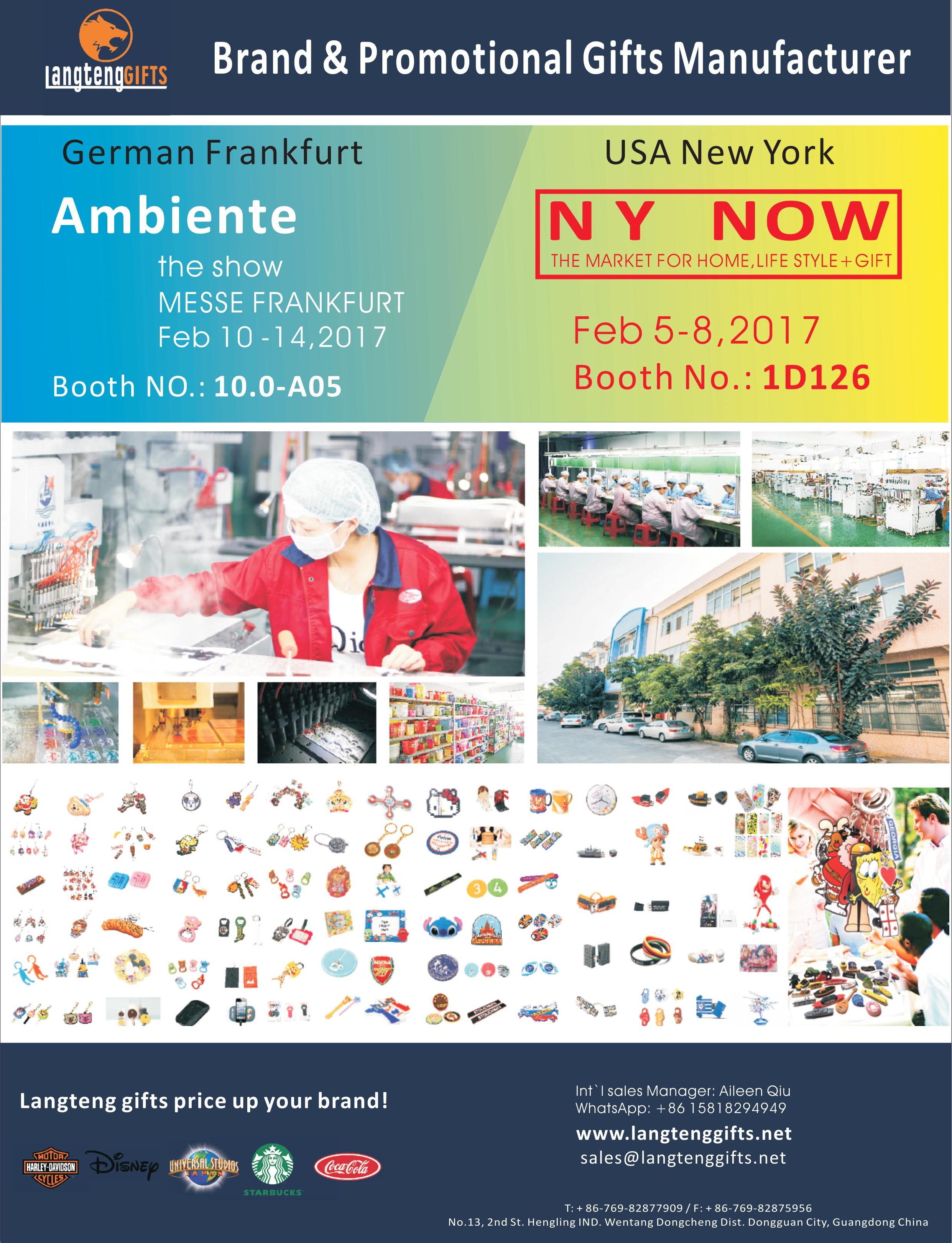 New York Now & Ambiente