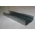 Двойная подача CU Форма Металлический станок Канальный формовочный станок