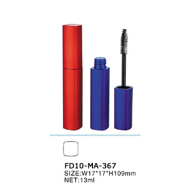 Hot Style Square Empty Plastic Mascara Tube