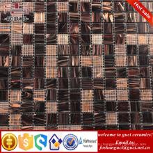 дешевые мозаика плитка коричневый смешанный горяч - melt мозаика плитка для ванной комнаты