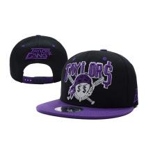 Schwarze Sport-Hüte u. Art- und Weisestickerei-Qualitäts-Baseballmützen