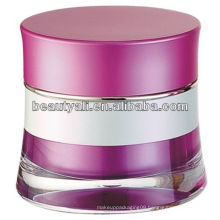 Acrylic Cream Jar