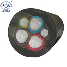 Custom Specification Best Service 4x1.5mm h05vvh2-f rubber coated electrical power cable