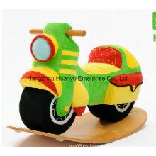 Eje de balancín de madera de la motocicleta-Motocicleta del nuevo diseño