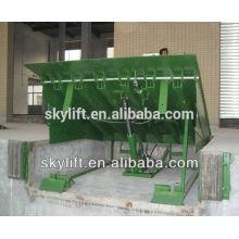 Электрический гидравлический 6т склад Док контейнер разгрузочные рампы Разровнитель