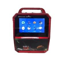 Mini Portable Trolley Video Loudspeaker