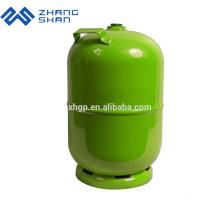 China Hersteller 5kg LPG Gasflasche