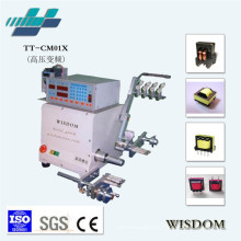 Machine spéciale d'éolienne de transformateur à haute fréquence de la sagesse Tt-Cm01X pour le relais, solénoïde, inducteur, ballast