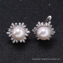 China manufacturer stud earrings brass india for wholesale
