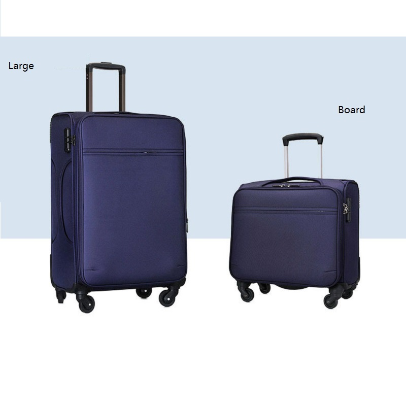 Boarding size trolley bag