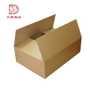 Made in China benutzerdefinierte Logo gewellt günstigen Preis Verkauf hochwertiger Box