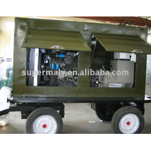 CE approved 500kw Portable diesel generator
