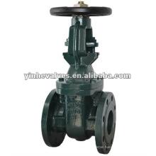 metal seated gate valve os
