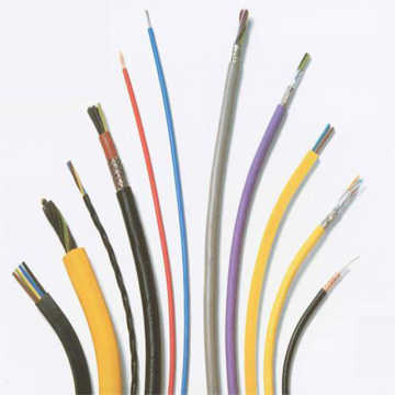 Soft+Cu++PVC+Coated+Shielding+Electrical+Wires