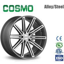 Alta calidad nuevo diseño de coches de aleación de ruedas / Replica ruedas / ruedas de coche