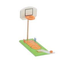 Wooden Table Top Game Basketball Cast Game (CB2379)