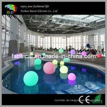 Heißer Verkaufs-LED-Glühen-wasserdichtes Kugel-Licht