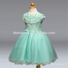 Fête de mariage fleur fille robe dentelle princesse 2 ans bébé fille robe de mariée