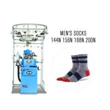 RB-6FTP Ersatzteile verfügbar Frottee und Normalstrickmaschine effiziente automatische Socken Herstellung Maschine Preis