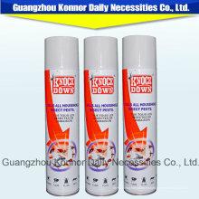 Spray repelente para mosquitos de insecticida potente de 300 ml