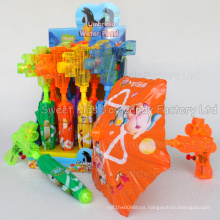 Umbrella Water Pistol with Candy (131016)