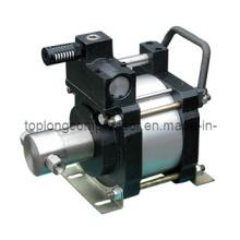 Oil Free Oilless Air Booster Gas Booster Bomba de enchimento do compressor de alta pressão (Tp-6)