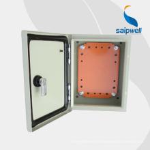 Saipwell IP66 petite boîte en acier inoxydable étanche Conception sur mesure NEMA 600 * 600 * 250 haute qualité