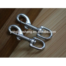 Useful hardware product Nickel metal Snap Hook for promotion