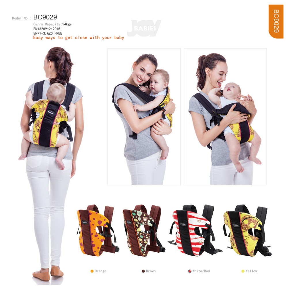 Free To Grow Prints Baby Carrier
