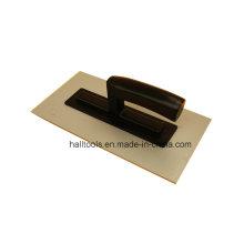 Fabricant chinois de lame en plastique truelle