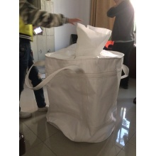 Jumbo saco com interior para embalagem pó químico