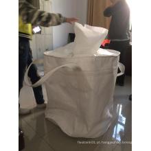Duplo tecido grande saco para bolas de aço