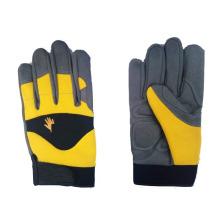 Große CE-Zertifikat atmungsaktive Arbeit Mechaniker Handschuhe