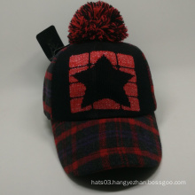 comfortable warm baseball cap winter cap