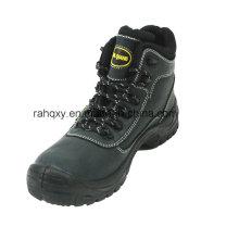 Professional Nubuck PU+TPU Outsole Safety Shoe (HQ03029)