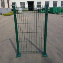 Welded Mesh Panel Metal Wire Mesh Pagar
