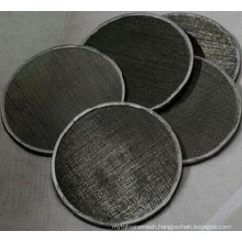 Black Wire Cloth Filter / Filter Screen Mesh