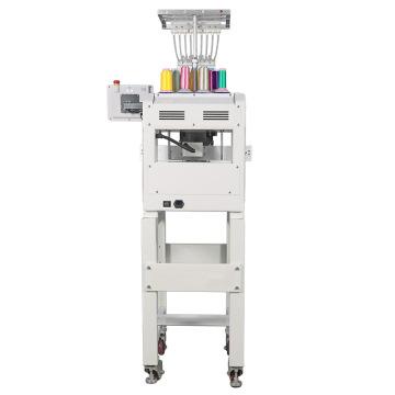 Máquina de bordar camisetas computadorizada