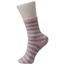 Três cores Ankle Teenage Socks