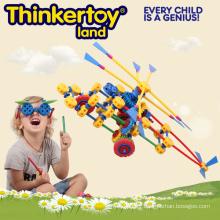 China Plastic Building Block Toy pour les avions