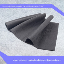 odor removing activated carbon fabric carbon filter fabric