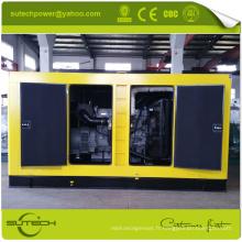 Générateur diesel portatif de générateur de 2KVA 110/220 volts