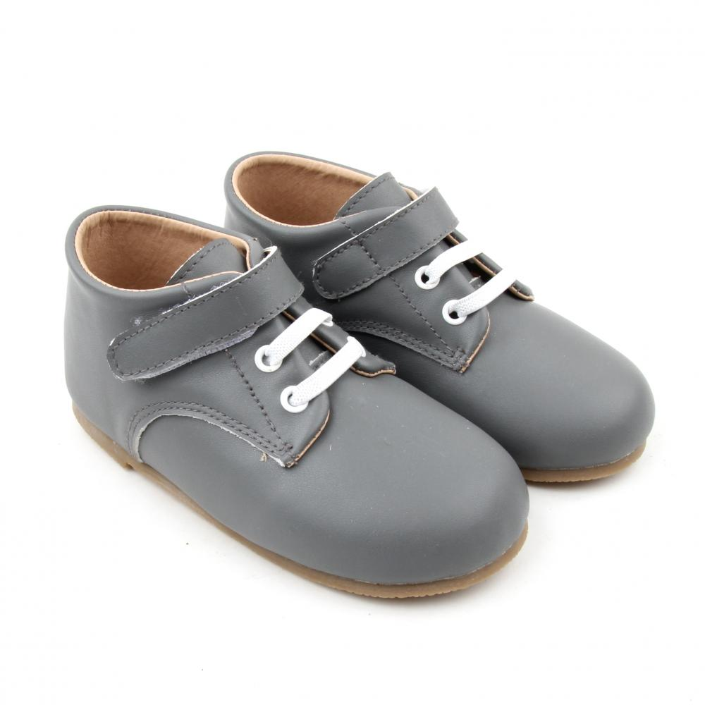 Wholesale Handmade Children Baby Leather Boy Martin Boots