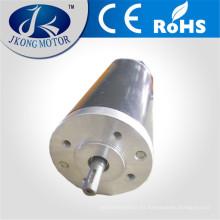 Motor de CC de cepillo permanente magnético 80ZYT01A