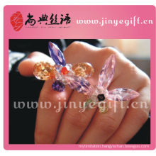 Best Jewellery Handcrafted Colored Cute Diamond Ring