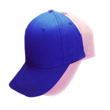 Heavy Brushed Cotton Baseball Cap for Promotional