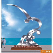 2016 Nuevo tipo de estatua personalizada del arte urbano