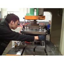 Machine de récipient en Aluminium