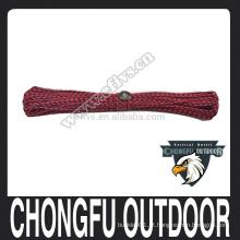 2016 2mm paracord corda núcleo 3 vertente para cadarço ou pulseira paracord Chongfu atacado ao ar livre