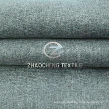 100% Poly Leinen Mini Mat für Jacke und Workwear